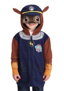 Boy's Paw Patrol Ryder Costume Hoodie