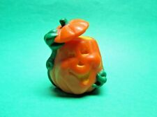 Vintage 1984 Hallmark Jack-O-Lantern Halloween Holiday Merry Miniature (H54)