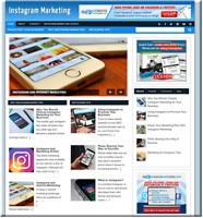 Instagram Marketing business Automated Website autopilot amazon store For Sale