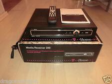 Deutsche TELEKOM Media Receiver 300 in scatola originale, 160gb HDD, 2 ANNI GARANZIA
