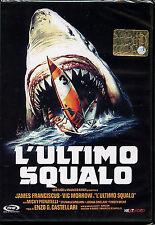 L'ultimo squalo DVD HORROR NUOVO SIGILLATO di Enzo G. Castellari