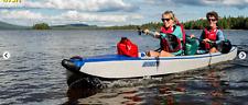 "Sea Eagle 473RL RazorLite Pro Kayak 15'6"" 2 seater w/ sharp hard nosed bow-stern"