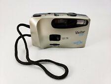 Vivitar T200 35mm Point & Shoot Film Camera