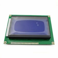 ST7920 128x64 12864 LCD Display Blue Backlight Parallel Serial for Arduino 5V