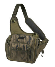 SPRO Double Camouflage Shoulderbag inkl. 2 Tackle Boxen