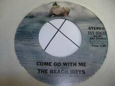 Rock 45 THE BEACH BOYS Come Go With Me on Caribou 1