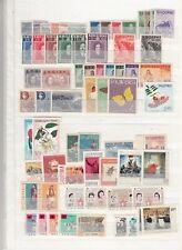 ALBANIA nice MNH/MH stamps collection (CV $245 EUR212)