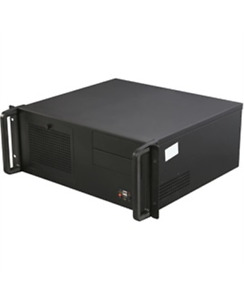 NEW Rosewill RSV-R4100 CS 4U Rackmount Server Case Chassis 8Bays Cooling Fans