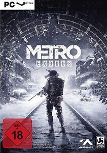 Metro Exodus (+Enhanced Edition) STEAM KEY Code Download Digital PC, Mac & Linux