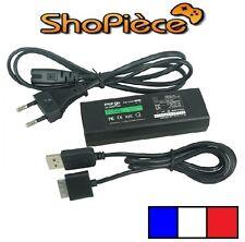 CHARGEUR AC ALIMENTATION SECTEUR USB DATA CONSOLE SONY PSP GO N1000-N1004 NEUF !