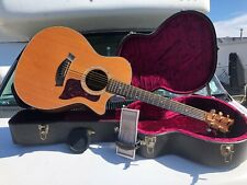 Taylor 714CE Acoustic Electric Guitar w/ Hard Shell Case NICE