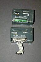 LOT OF 2 KOYO  DIRECT LOGIC 05 PLC CPU D0-05DD USED UNTESTED  BOX-E