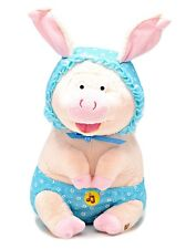 Soft Plush sound talking toy PIG from russian cartoon Masha and the Bear!