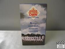 A League of Their Own - The Documentary (VHS, 1993)