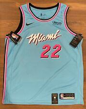 Miami Heat JIMMY BUTLER #22 Nike ViceWave NBA City Edition Swingman Jersey