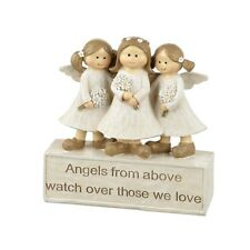 Angel Friends Watch Over those we Love Ornament – Present Gift Christmas Friend