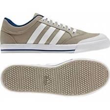 Chaussure ADIDAS Brasic 3 beige/blanc T:41 1/3 UK 7.5    Ref: V23857