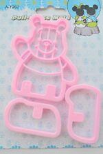 Moule Découpoir Winnie L'Ourson de Disney Patisserie Gateau Fondant Cake Sablé