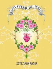 Doux Coeur de Jesus - Greeting Cards, Pkg Of 6 : Greeting: Soyez Mon Amour...