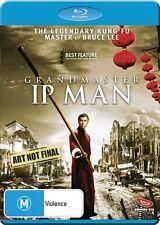 Ip Man NEW B Region Blu Ray