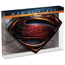 Man of Steel Blu-ray Limited Collectors Edition Superman New Sealed 3D