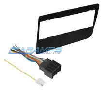 CHEVY GMC TRUCK SUV CAR STEREO RADIO CD PLAYER INSTALLATION DASH KIT W/ HARNESS