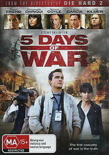 5 Days Of War - Action / Drama / Military / War - NEW DVD
