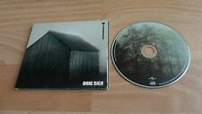RAMMSTEIN - OHNE DICH (MEGA RARE GERMAN LIMITED EDITION 6 MIX DIGIPAK CD SINGLE)