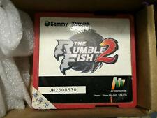 THE RUMBLE FISH 2 II - Jamma SLOTS SEGA SAMMY ATOMISWAVE BOOTLEG CONVERT PCB JAP