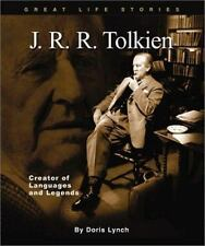 J. R. R. Tolkien: Creator of Languages and Legends (Great Life-ExLibrary