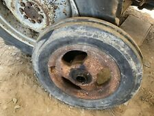 Fordson Power Super Major 19inch Front Cast Wheel And Good Tyre
