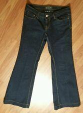 7 For All Mankind  Blue Dark Wash Jeans SZ 29 Wide Leg (32X31.5)