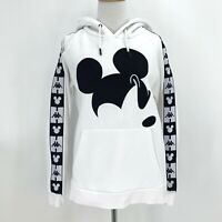 Disney X Kappa Collaboration Abel Hoodie Sweater Adult Size S Mickey Mouse *RARE