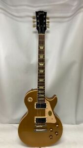 u46263 Gibson [1960 Lespaul Classic Gold Top] Used electric guitar made in 2000