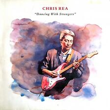 Chris Rea LP Dancing With Strangers - France (VG/EX)