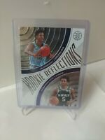 2019-20 Illusions Ja Morant/De'Aaron Fox Emerald Rookie Reflections Card