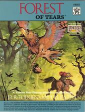 MERP Rolemaster Middle Earth Forest of Tears I.C.E. #8015 Shrink Wrap MINT