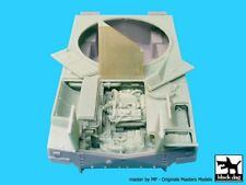 Black Dog 1/72 M109A2 SP 155mm Howitzer Engine Compartment (Riich Models) T72114