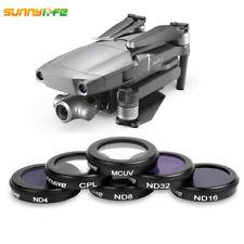 Sunnylife for Dji Mavic 2 Zoom 4K Camera Lens Filter for Dji Mavic 2 Accessories