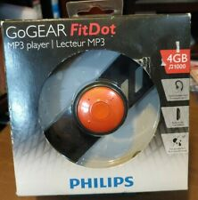 Philips GoGear FitDot 4GB MP3 Player Sealed