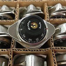 NEW MASTER LOCK COMBINATION LOCKER LOCK W/ COMBO SHEET HORIZONTAL LATCH 1654