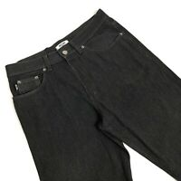 Vintage Moschino Trousers Made In Italy Dark Grey Marl