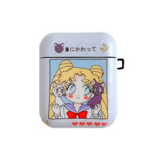 Charm Sailor Moon Case Cover for Apple Airpods Earphone Airpods Protective Case