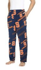 New NWT Syracuse Oranges Pajama Pants PJs Mens Size XL X-Large