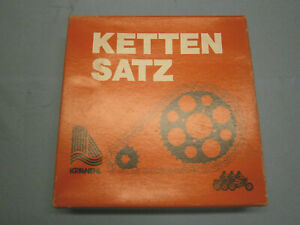 Kettensatz / Ketten-Kit Krawehl / DID f. Suzuki GSX-R 750 F