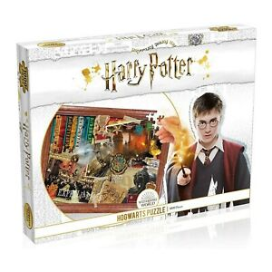 Clementoni Harry Potter Hogwarts Puzzle 1000 Pièces Neuf