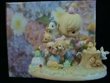 Precious Moments-Collecting Friends Along The Way-Rare 20'th Anniversary LE