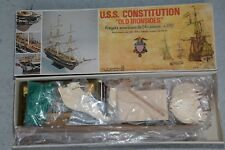 "Mamoli USS Constitution ""Old Ironsides"" 1:93 Scale Wooden Model Ship Kit - NEW"