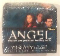 ANGEL Season One 1  Factory Sealed HOBBY Box Autos ? Inkworks