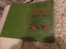 Antique Original Antique Maps, Atlases Folding Map 1900-1909 Date Range and Globes